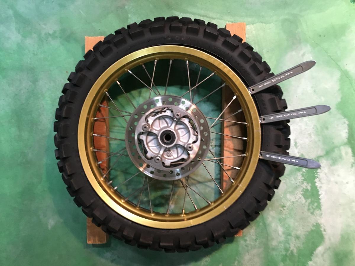 タイヤ交換11